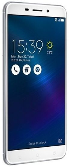 Asus zenfone 3 laser ( Silver, 32GB ) of 19999 at just 16999 Rs only ~ Www.Trickloot.in