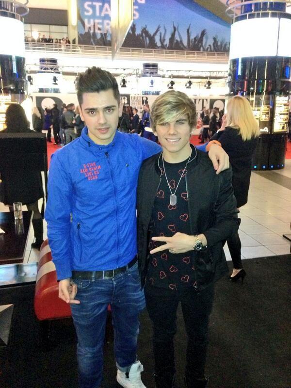 Joey and Jordi