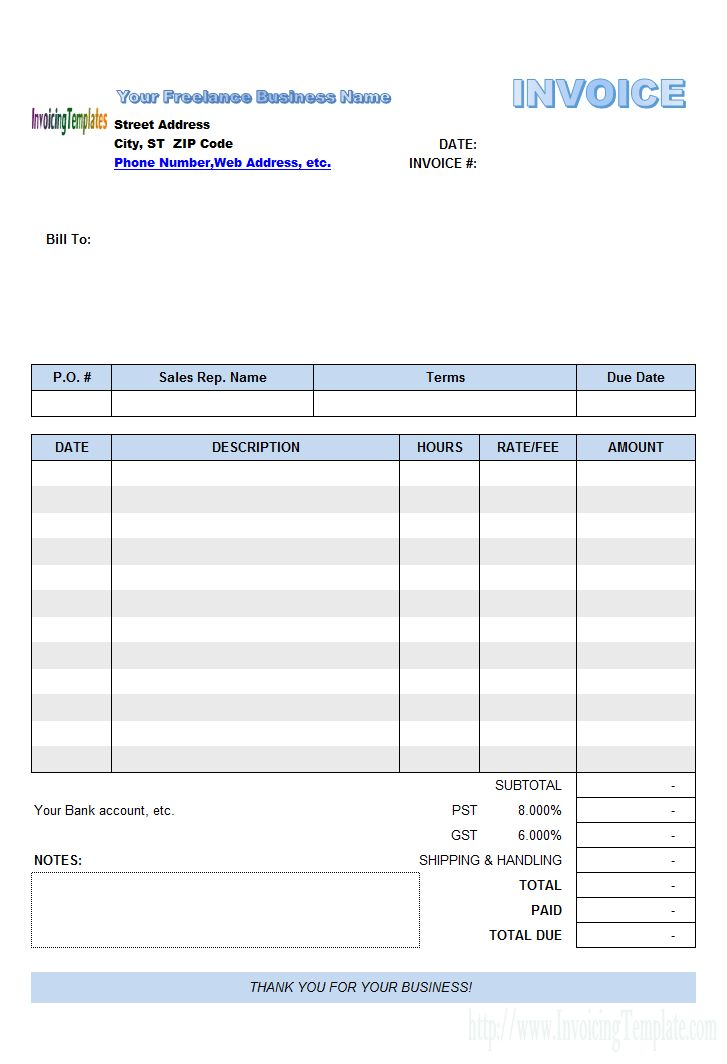 best 25 invoice format in excel ideas on pinterest