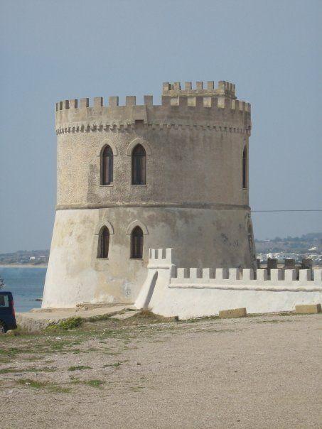 La Torre di Torre Vado (Salento)