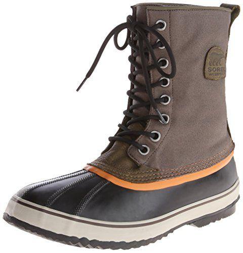Sorel Men's 1964 Premium T Canvas Boot - http://authenticboots.com/sorel-mens-1964-premium-t-canvas-boot/