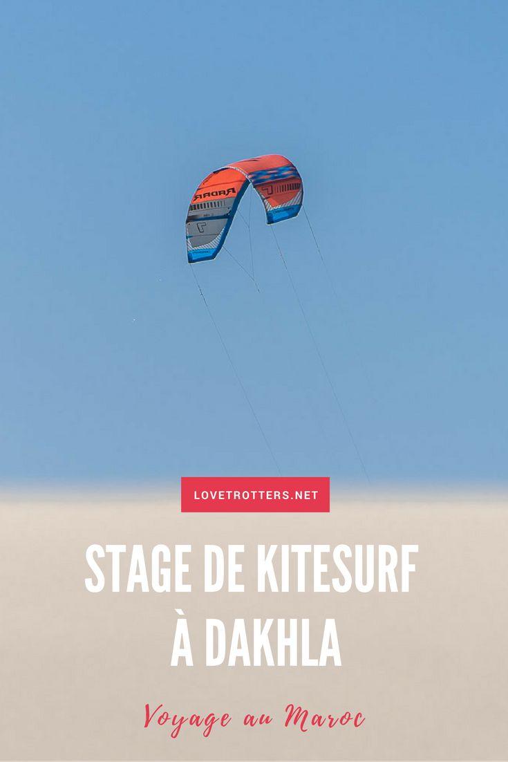 Apprendre le kitesurf à Dakhla en 4 jours: Possible?