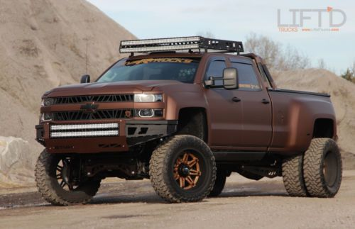 Keg Media Recluse Prolly the best 3500 dually style I've seen