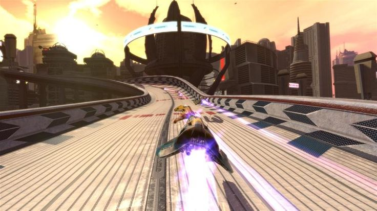 Download .torrent - WipEout HD Fury – PS3 - http://gamingsnack.com/wipeout-hd-fury-ps3/