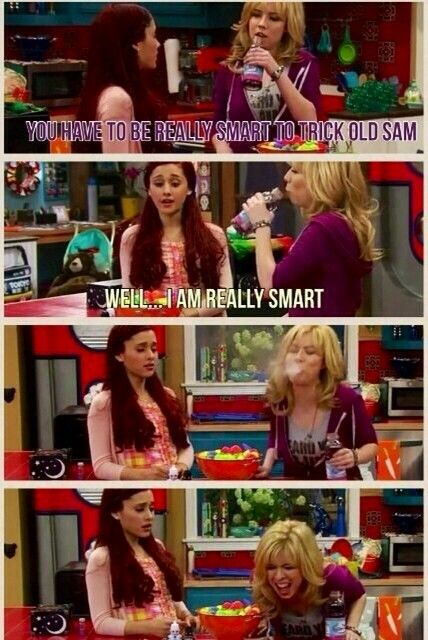 Sam & Cat #twinfection