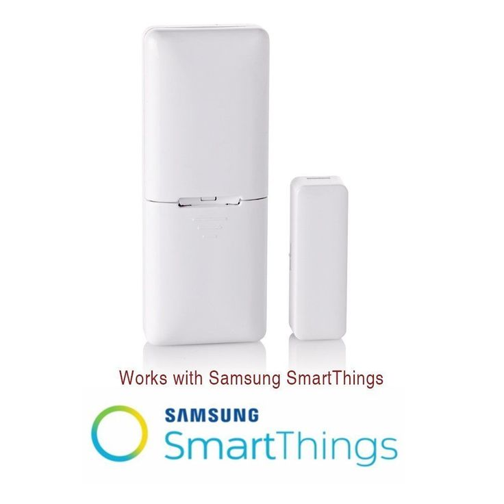 Visonic MCT-340 SMA Wireless Door / Window Sensor - Zigbee (SmartThings: Yes) #Visonic