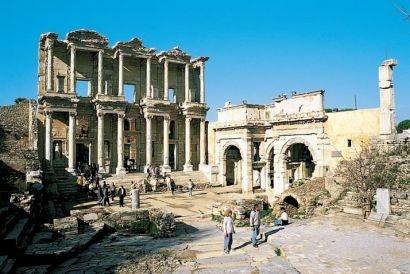 Ephesus city