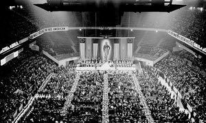 German American Bund 1939 rally at Madison Square Garden