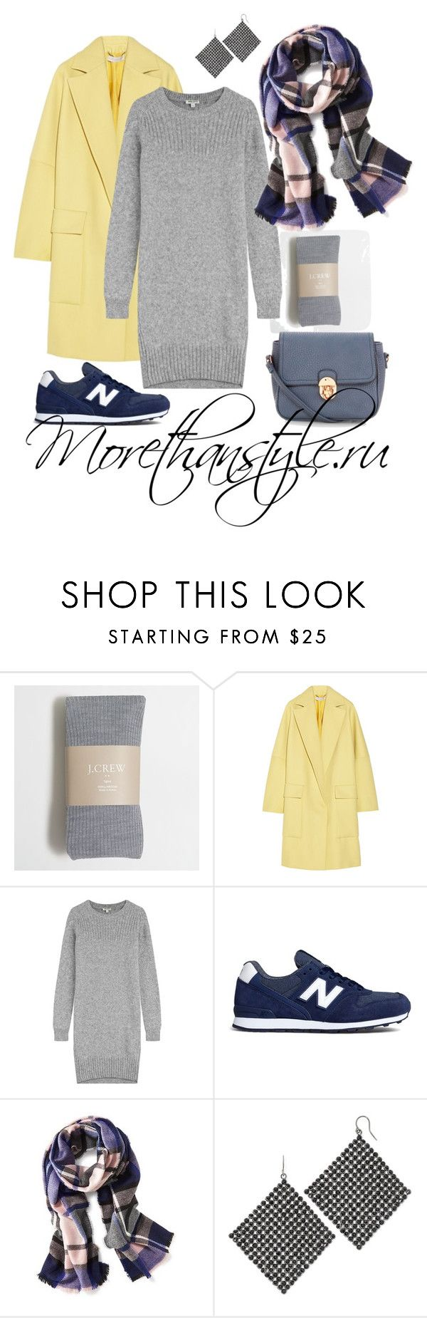 """""""Casual outfit"""" by smileggal on Polyvore featuring мода, J.Crew, STELLA McCARTNEY, Kenzo, New Balance, Old Navy и Vieste Rosa"""