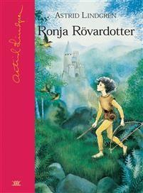 Ronja Rövardotter av Astrid Lindgren 6-9 år