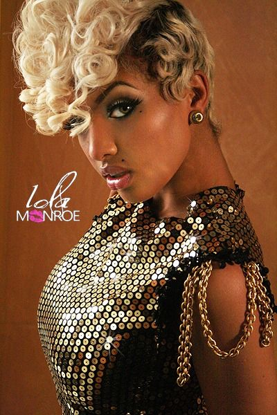 Drenched In Glam.: My Obsession: Lola Monroe.