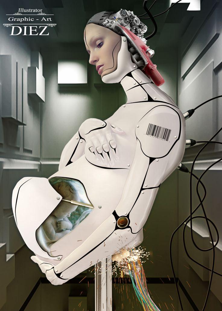 Maternità cyborg