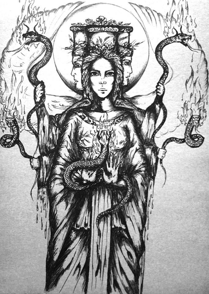 225 Best Hecate Hekate Images On Pinterest Goddesses