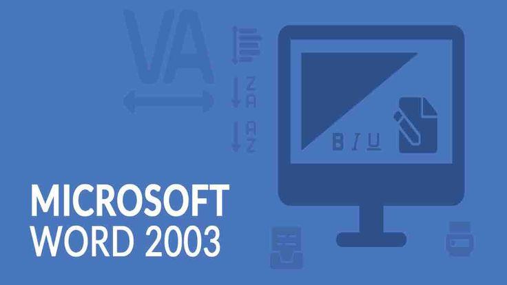 MS Word 2003 – in Hindi