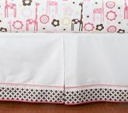 Ava Crib Skirt