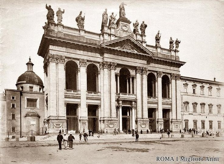 San Giovanni 1910.