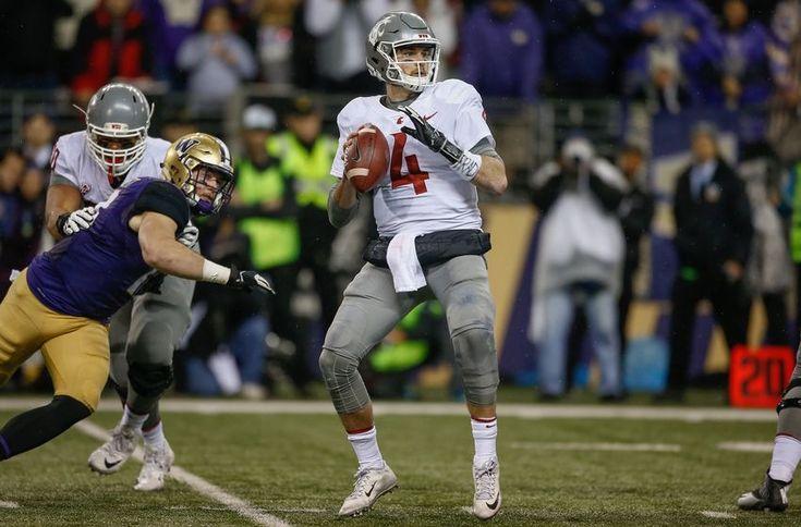 Patriots Rumors: Luke Falk a potential target in 2018 NFL Draft