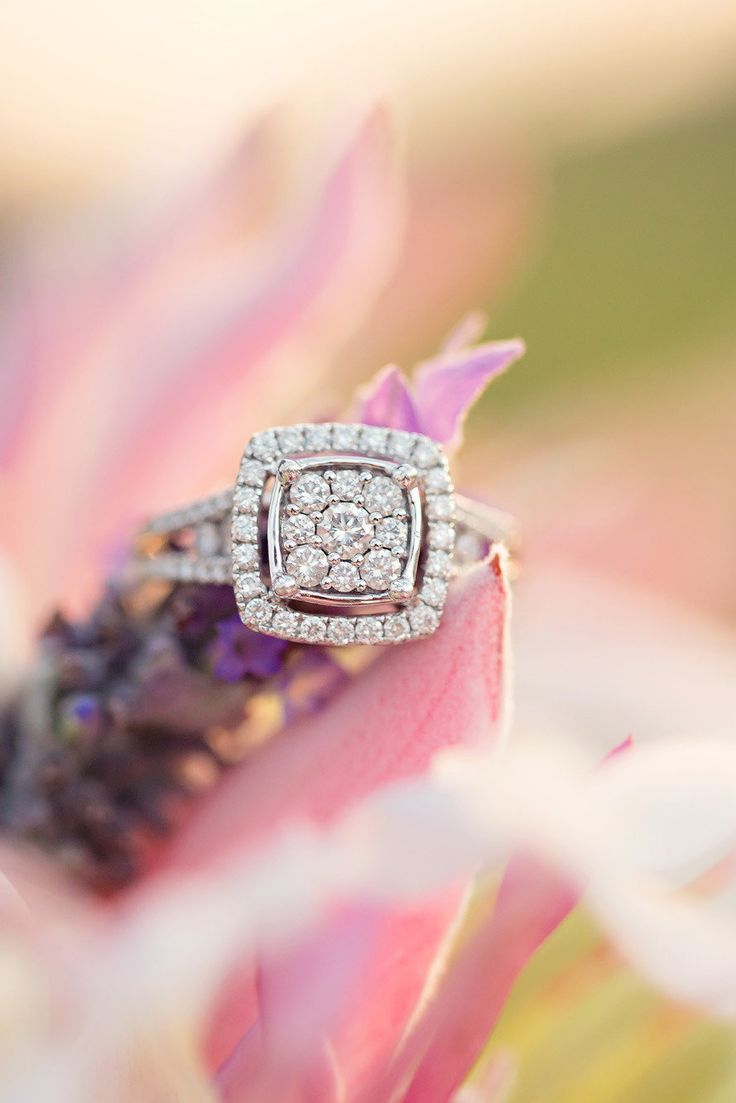 Engagement Ring via Style Me Pretty | http://www.stylemepretty.com/2012/11/30/south-australia-engagement-session-from-life-in-still-photography | Life in Still Photography