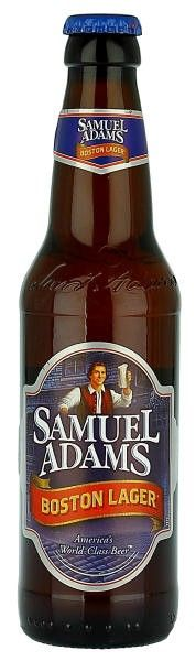 Samuel Adams Boston Lager (BB Date End 10/16)