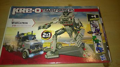 #Kre-o kreo transformers #megatron toy kit with mini figures #works with lego,  View more on the LINK: 	http://www.zeppy.io/product/gb/2/222108481105/
