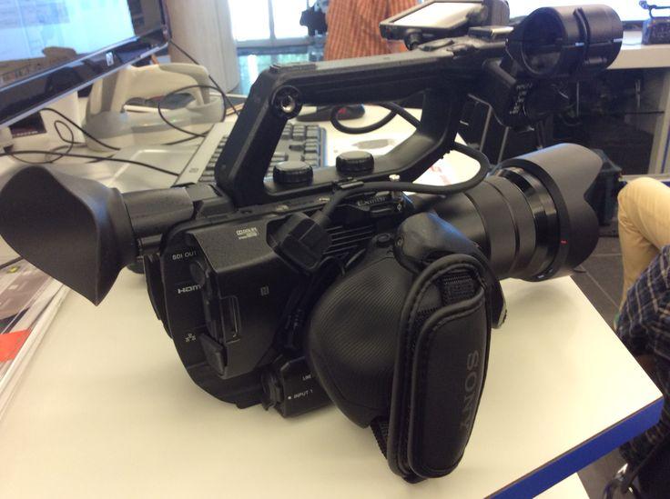 Vista Sony PXW-FS5