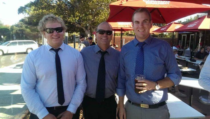 Nathan, Brendan & Phil