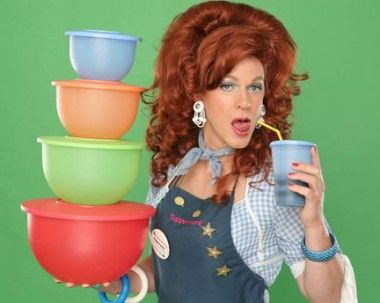 Dixie's Tupperware Party - girl trip to Chicago!