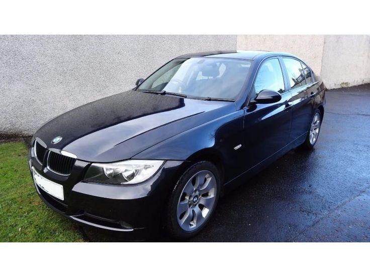 BMW 318i 4dr-Automatic
