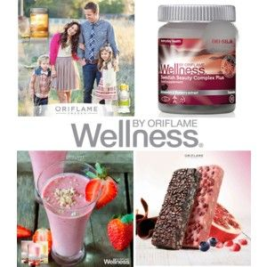 Wellness products by Oriflame