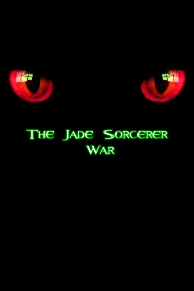 The Jade Sorcerer - War Cover (First Draft)