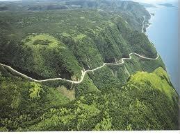Cabot Trail ~ Cape Breton   Nova Scotia