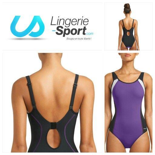 Maillot de bain sport Freya Active AS3991, avec armatures, jusqu'au bonnet K  #lingeriesport #natation #beachvolley #triathlon #aquajogging #aquabike