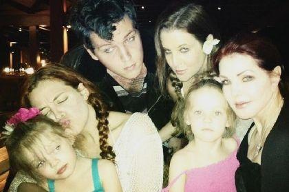 Lisa Marie Presley Daughter Riley
