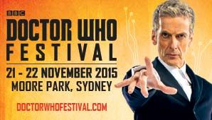 Doctor Who Festival (Moore Park)