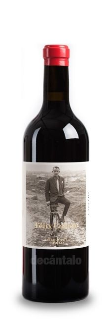 Félix Callejo Selección de la Familia 2005, Red wine Ribera del Duero at decantalo.com