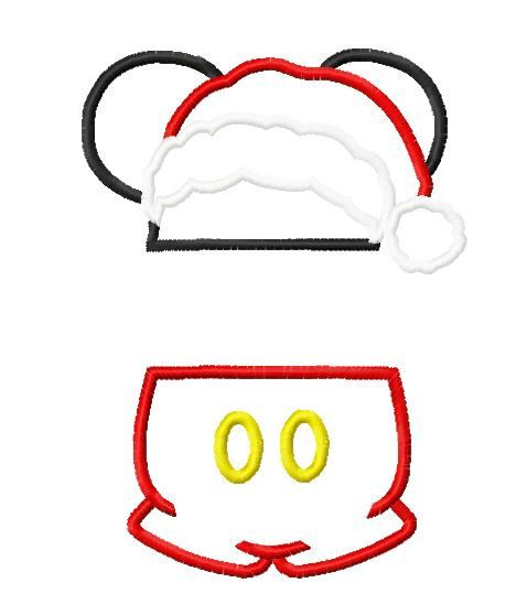 Character Applique Design : Best images about disney applique embroidery on