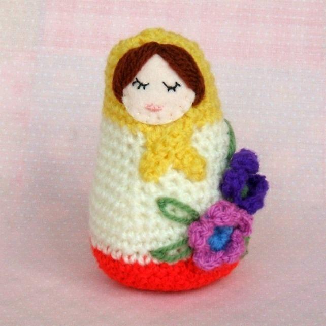 Amigurumi Russian Dolls : 17 Best images about Matryoshka on Pinterest Amigurumi ...