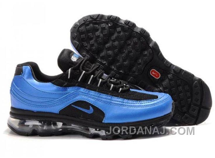 official photos 4cbc6 1395b 397252-014 Nike Air Max 24-7 Black White Blue Spark AMFM0559