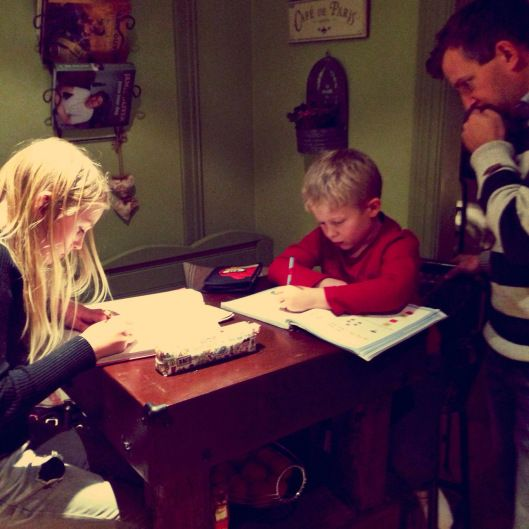 magic homework