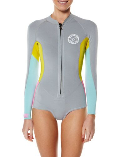 Billabong surf capsule cheeky spring suit