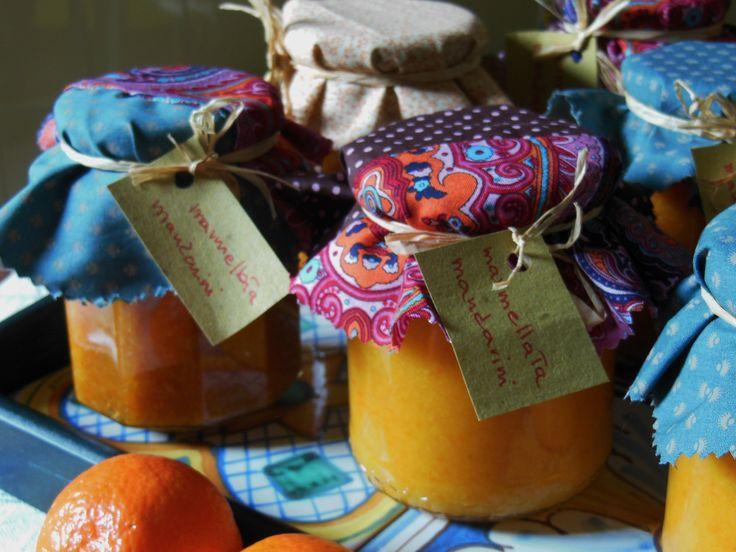 marmellata mandarini