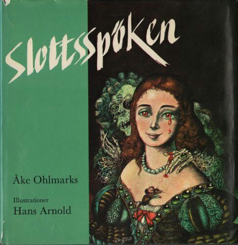 Hans Arnold Slottsspöken Åke Ohlmark