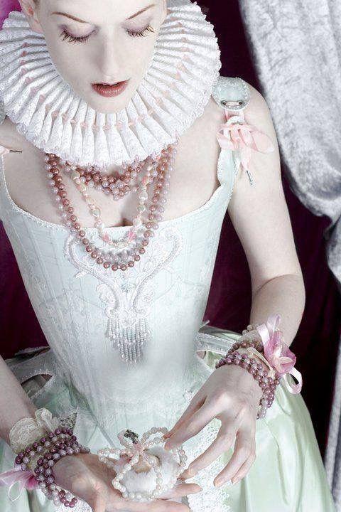 Imaginary ~ Elizabethan revisited