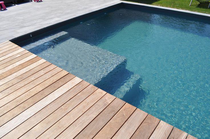 Les 17 meilleures images concernant piscine sur pinterest for Liner piscine 3 60 x 0 90
