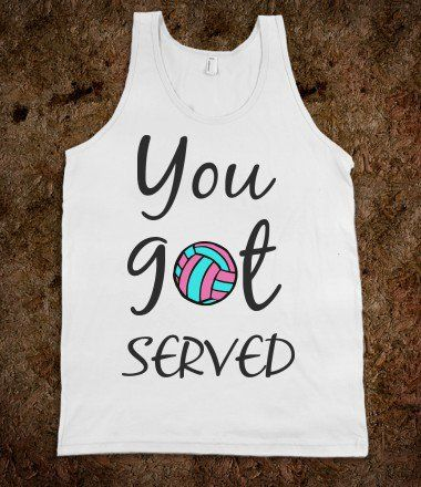 Volleyball T-Shirt Most definitely need