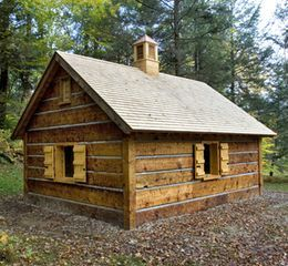 Great list of cabin kits and log home builders for small for 1000 sq ft cabin kits