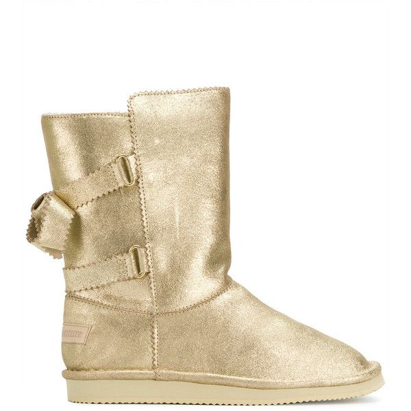 Juicy Couture Double Strap Boots (185,040 KRW) ❤ liked on Polyvore featuring shoes, boots, juicy couture shoes, camel shoes, camel boots, juicy couture boots and double strap shoes