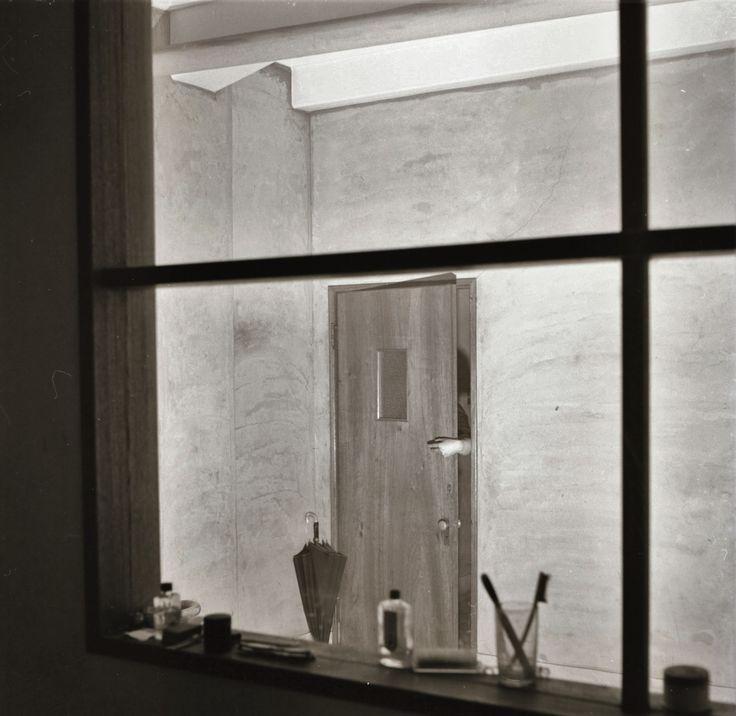 山本悍右  1956. Kansuke Yamamoto, ©Toshio Yamamoto
