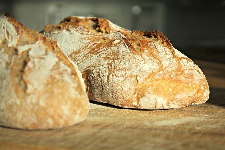 A dagasztás nélkül készíthető rozskenyér szó szerint 10 perc alatt összerakható. Egészséges, tökéletes házi kenyér - pillanatok alatt.