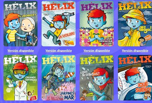 Helix: revista científica infantil online Uno de los objetivos de la ciencia a parte de crear conocimiento, es que dicho conocimiento se divulgue a toda la población, el reto de la divulgación científica es una gran reto pues es la encargada de convertir el lenguaje científico al lenguaje común para entendimiento de todos. Cuando hablamos …